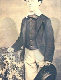 NAYLOR - Alfred about ten years of age
