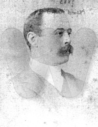 NAYLOR - Alfred about 30 years old in South America