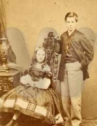 NAYLOR - Alfred and sister Rose