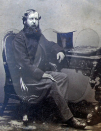 WOODHOUSE - Samuel of Norley 1821-1892