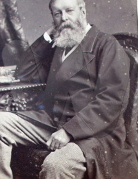 WOODHOUSE - Samuel 1821 - 1892