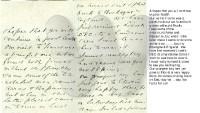 WOODHOUSE Arthur and Lionel letter 1919 pt1