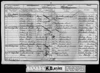 William M Bell and family 1851 census